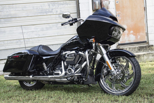 FURY FORGED CHROME TRI GLIDE AND FREEWHEELER