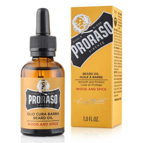 Proraso Beard Oil – Wood & Spice