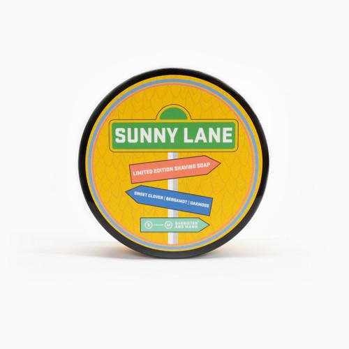 Barrister and Mann Sunny Lane Shaving Soap