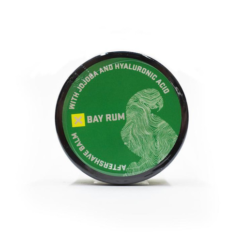 Barrister and Mann Bay Rum Aftershave Balm