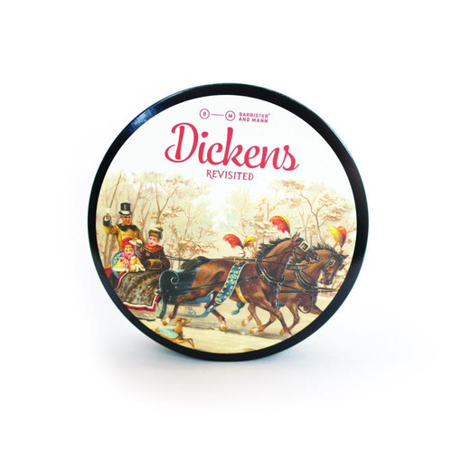 Barrister and Mann Dickens, Revisited Shaving Soap