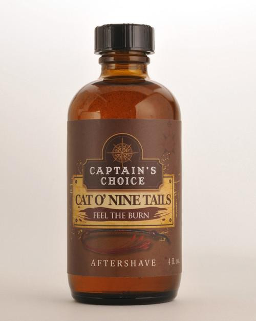 Captain's Choice Cat O' Nine Tails Aftershave
