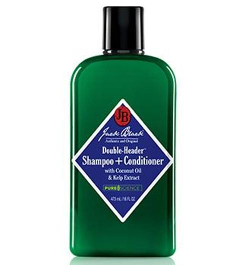 Jack Black Double-Header® Shampoo + Conditioner