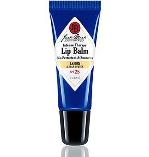 Jack Black Intense Therapy Lip Balm SPF 25 with Lemon & Shea Butter