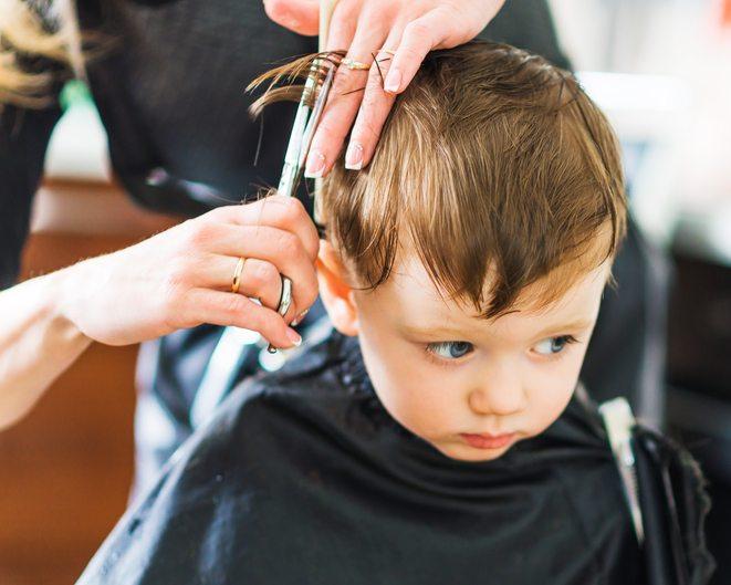 Chicago Gentleman In Training Haircuts For Children Under 13