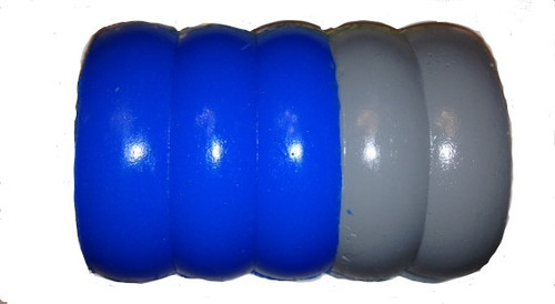 This bushing is a good overall bushing for medium to dry tracks. (IMCA)