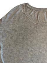 Grey stars detail