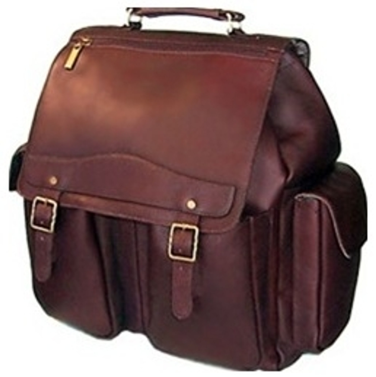 David King /& Co Tan Womens Organizer Backpack One Size