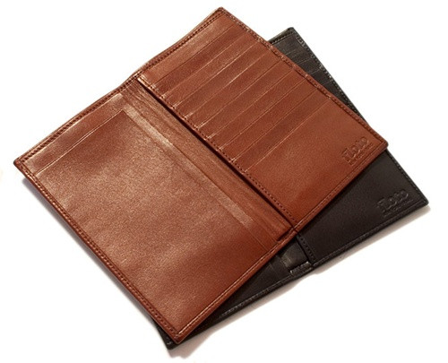 d53faf6daed0 Piel Leather Executive Travel Wallet 2874