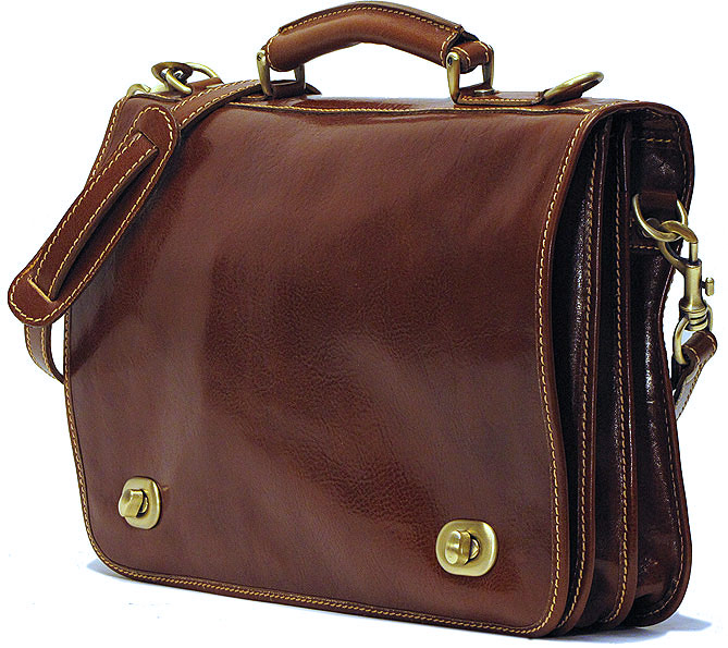 f206da58489d Floto Roma Messenger Bag Briefcase