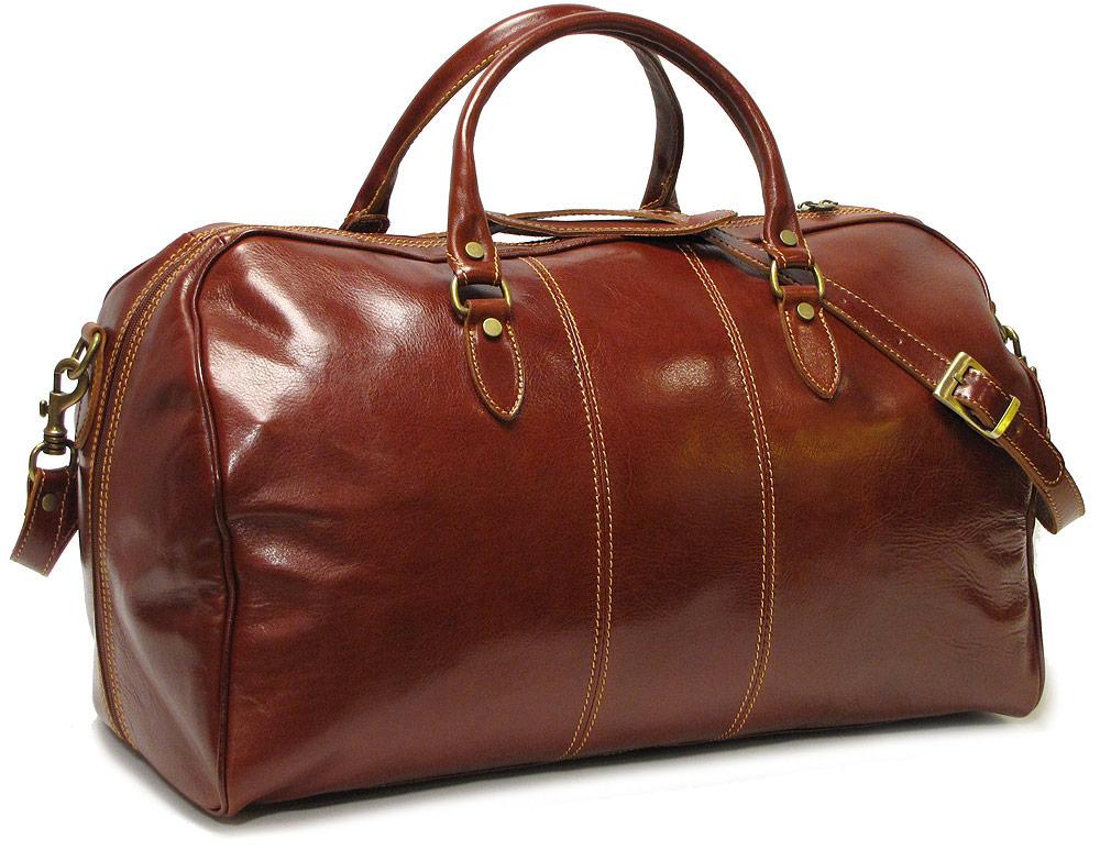 14c06211e1 Floto Venezia Duffle Bag Leather Duffle Bag Duffel Bag 18 Italian ...