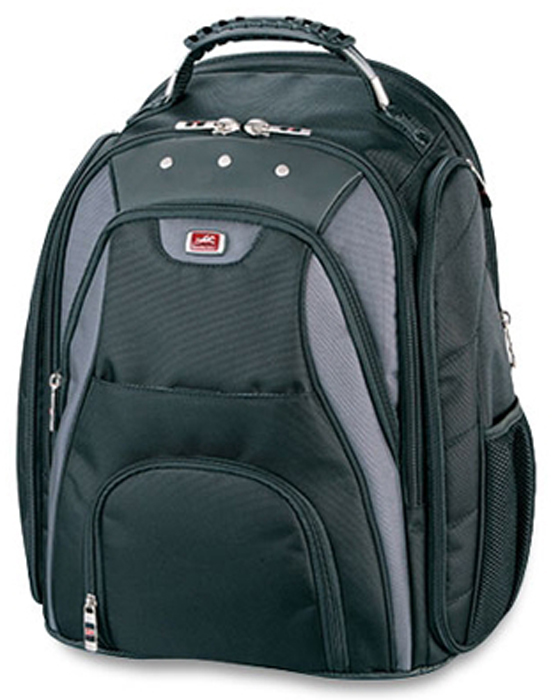 a07c8ccf68 Mancini Backpack for 17