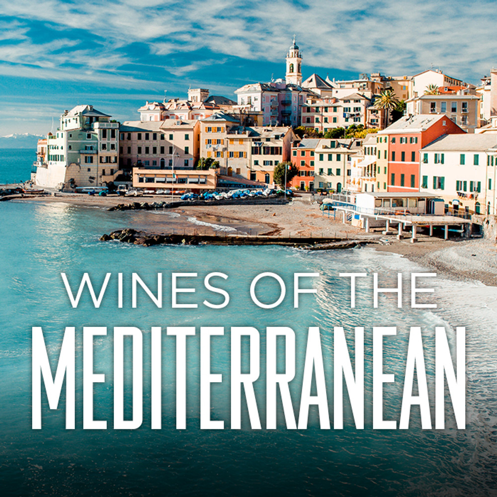 WINES OF THE MEDITERRANEAN