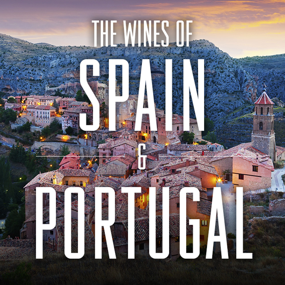 THE WINES OF SPAIN & PORTUGAL