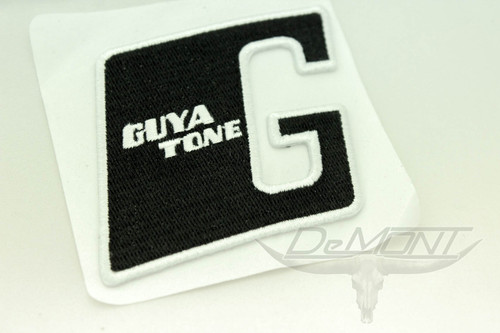 "(3) Guyatone ""G"" Embroidered Patch / Sticker 2.5"""
