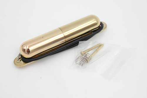 Lipstick Gold Guitar Pickup - replace Danelectro / Silvertone