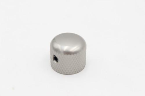 (1) Single NOS Washburn Nuno Pewter Guitar Dome knob, set screw