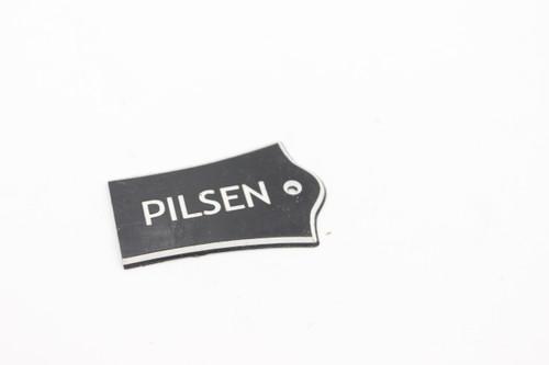 Washburn Pilsen Idol NEW Truss Rod Cover