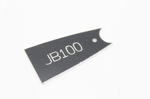 Washburn JB100 Truss Rod Cover