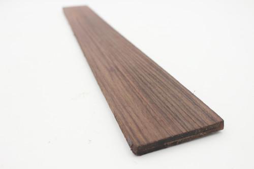 Indian Quarter Sawn Rosewood Fretboard Blank - CITES Certified
