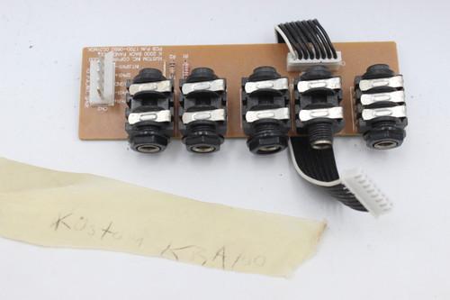 Kustom KBA100 K 2000 PCB 1700-0660 0031MDK Replacement Part