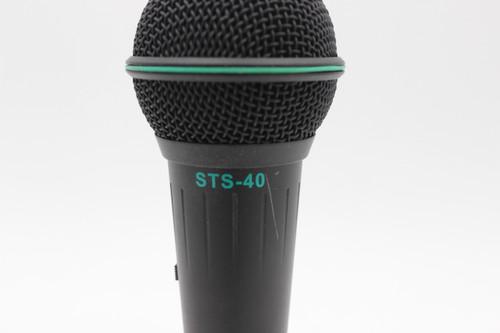 STS-40 LightSnake XLR Microphone