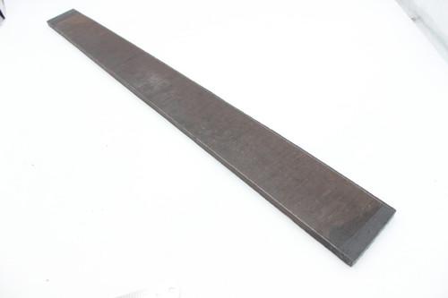 Indian Ebony Grade A Quarter Sawn Bass Fretboard Fingerboard Blank - Luthier