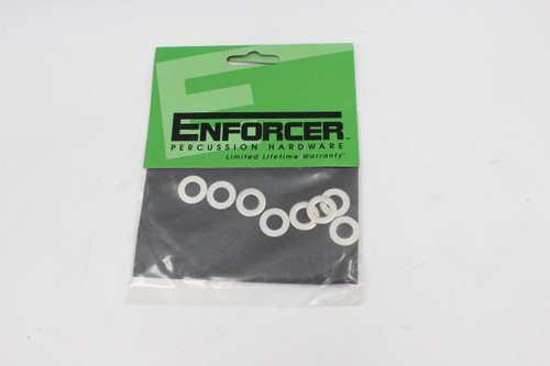 Enforcer Percussion Hardware Washers 8 Pack ECF/F