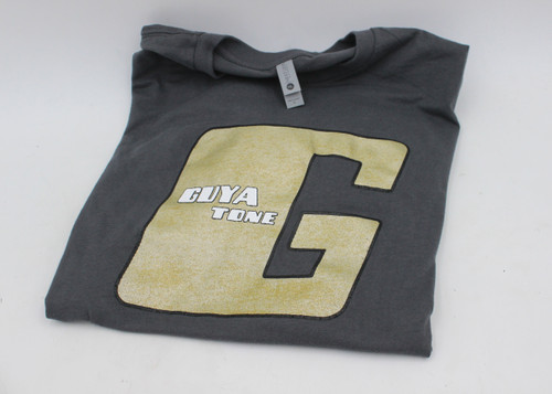 "Guyatone T-Shirt, Featuring Vintage ""G"" logo, Next Level"