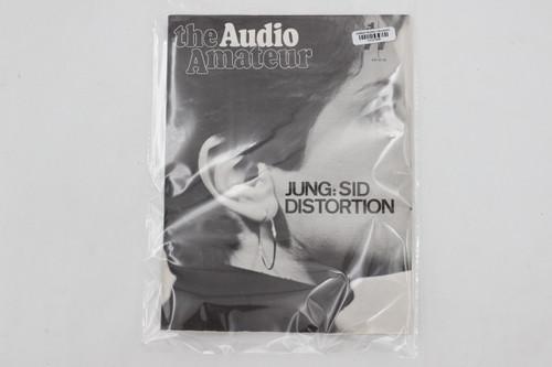 Audio Amateur No. 1 1977 Vintage Amp Magazine (Jung:Sid Distortion)