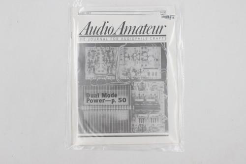 Audio Amateur No. 3 1983 Vintage Amp Magazine (Dual Mode Power)