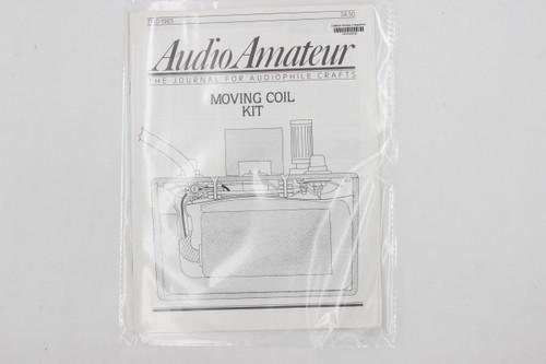 Audio Amateur No. 2 1983 Vintage Amp Magazine (Moving Coil Kit)