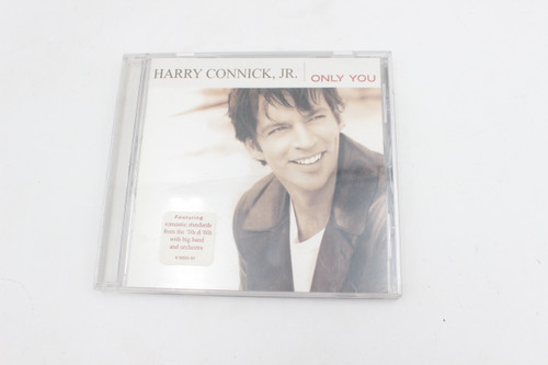 Only You, Harry Connick Jr, Used; Very Good CD