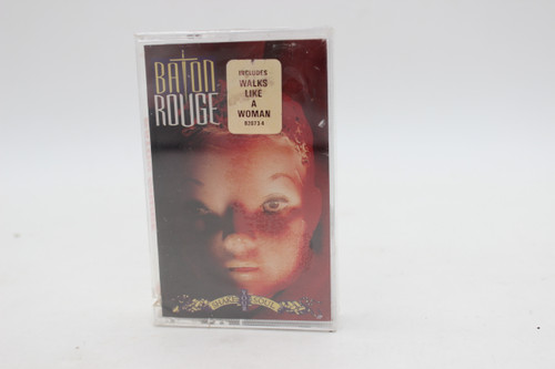 Baton Rouge - Shake Your Soul Cassette 1990 Atlantic Records B-Stock NOS