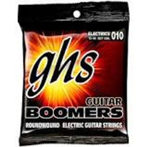 GHS Guitar Boomers RoundWound Electric Guitar String: 10-46