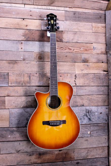 Ibanez AEG18LII-VV Left-Handed Acoustic/Electric Guitar