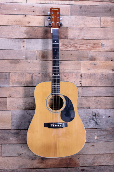 Hohner Western Series MW 400N MIK Acoustic Guitar - Chicagoish Local Pickup Only