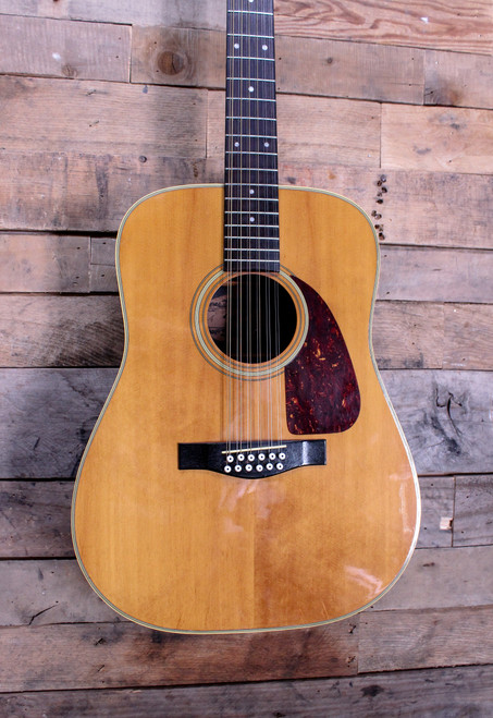 Fender Vintage F-330-12 12-String Acoustic Guitar