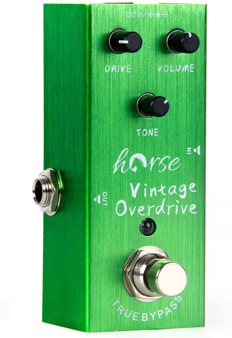 Horse Overdrive Electric Guitar Effects Distortion Pedal