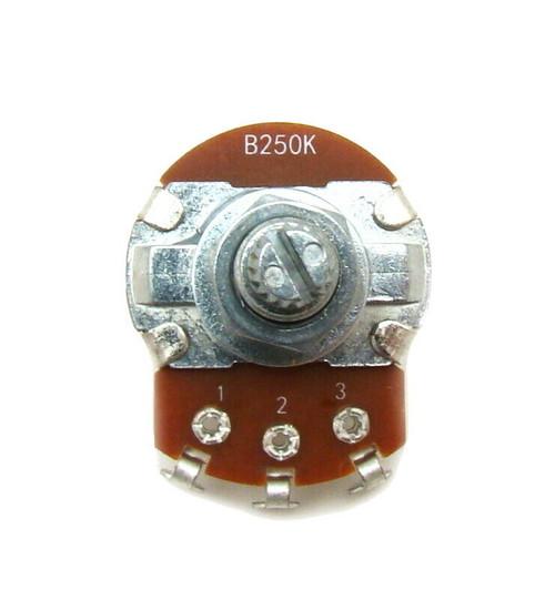 B250K ohm Guitar Pot 24mm Dia / 18mm Shaft - Tone Volume Potentiometer