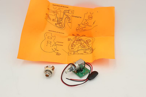 Artec VTC Powerful Booster w/ Tone Control Overdrive Distortion Guitar Pot