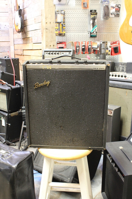 Barclay Vintage Solid State Small Guitar Practice Amp