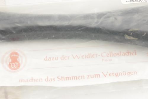 Akusticus Cello 4/4 Tailpiece dazu Der Widler-Cellostachel  - made in Germany