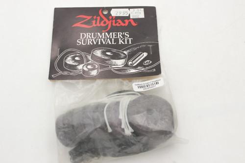 Zildjian Drummers Survival Kit (sleeves, Impact Pad, Felts, Washers, Cords..)