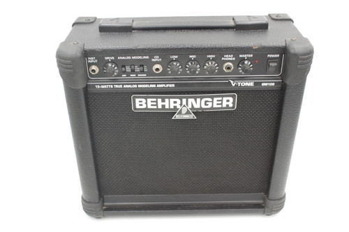 Behringer V-Tone GM108 Guitar Combo Modeling Amp 15w , Local P/U Only, Oswego,IL