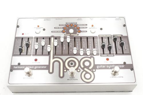 Electro Harmonix HOG Harmonic Octave Generator Guitar Synthesizer Vintage Pedal  w/ Box