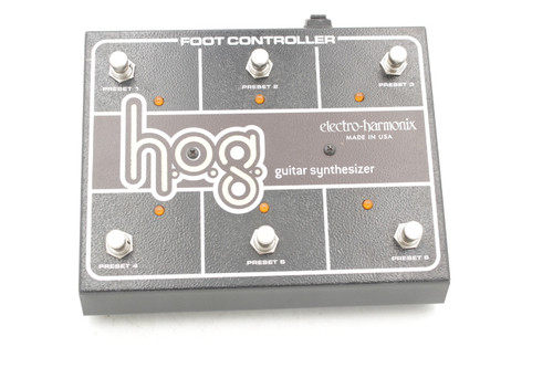 Electro-Harmonix HOG Synthesizer Foot Controller w/ Box