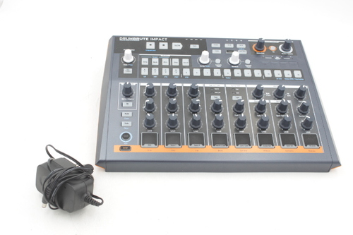 Arturia Drumbrute IMPACT Drum Machine w/ box & power