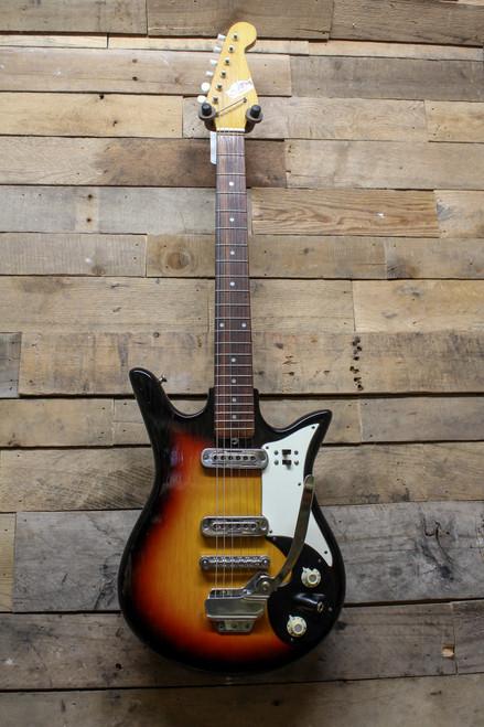 Teisco DelRey ET-200 Vintage MIJ Electric Guitar