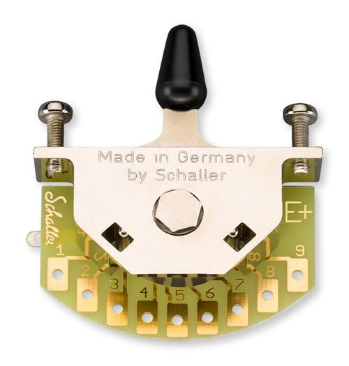 Schaller Megaswitch E+ Model with Screws (5 way)